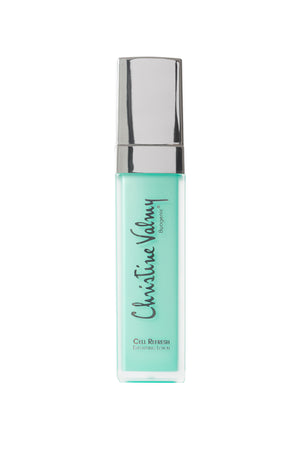 Christine Valmy Cell Refresh exfoliating lotion, for all skin types.
