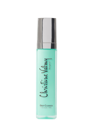 Christine Valmy Deep Cleanser, gentle cleansing milk.
