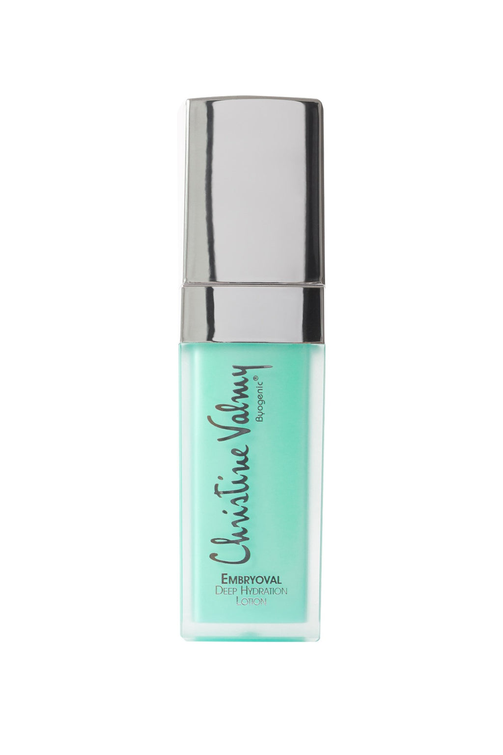 Christine Valmy Embroval hydrating lotion, for dry skin.