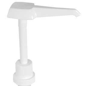 Top of Hand Sanitizer Pump