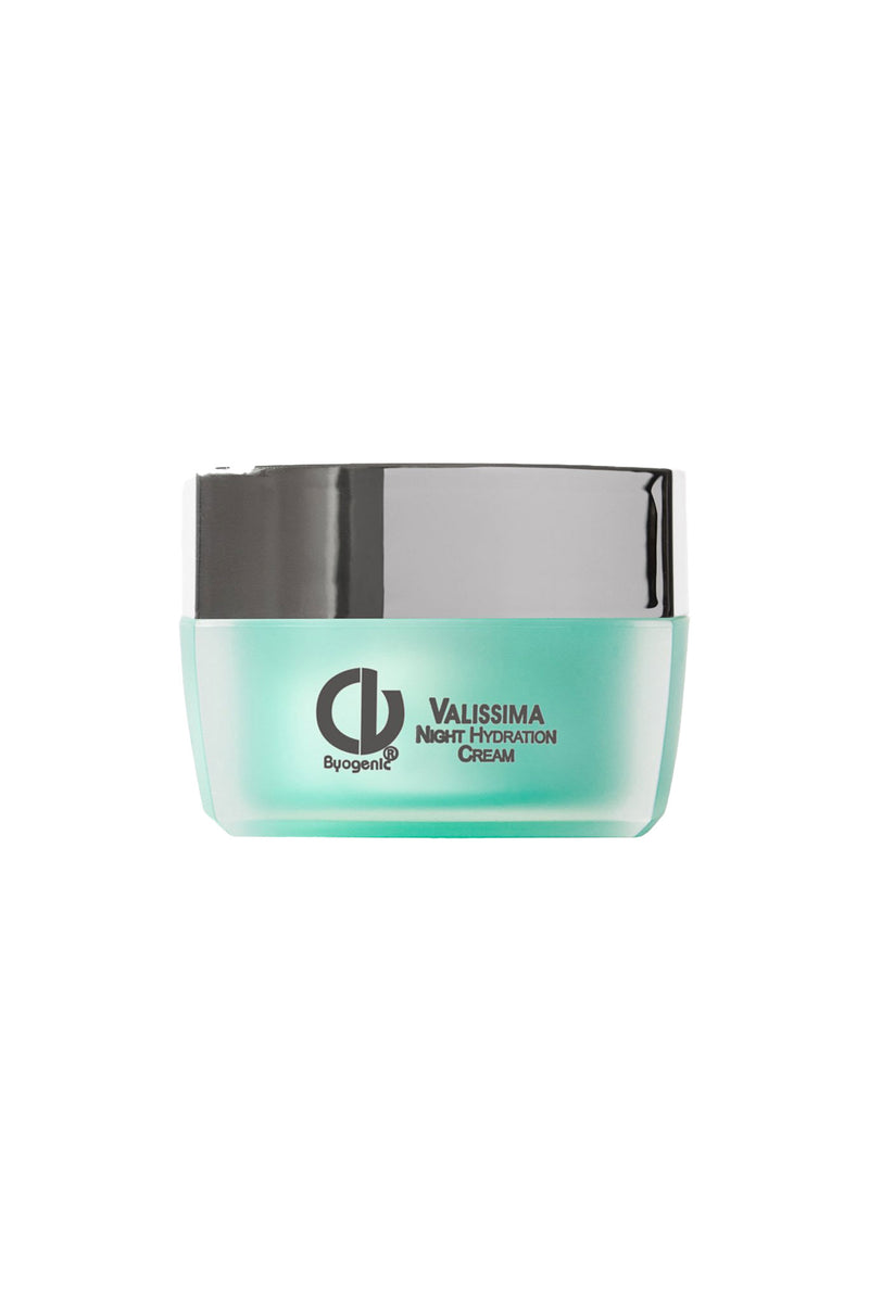 Christine Valmy Valissima hydrating cream, for dehydrated and mature skin.