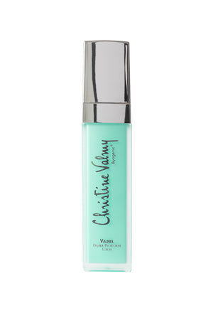 Christine Valmy Valnel hydrating lotion and makeup base, for daily use.