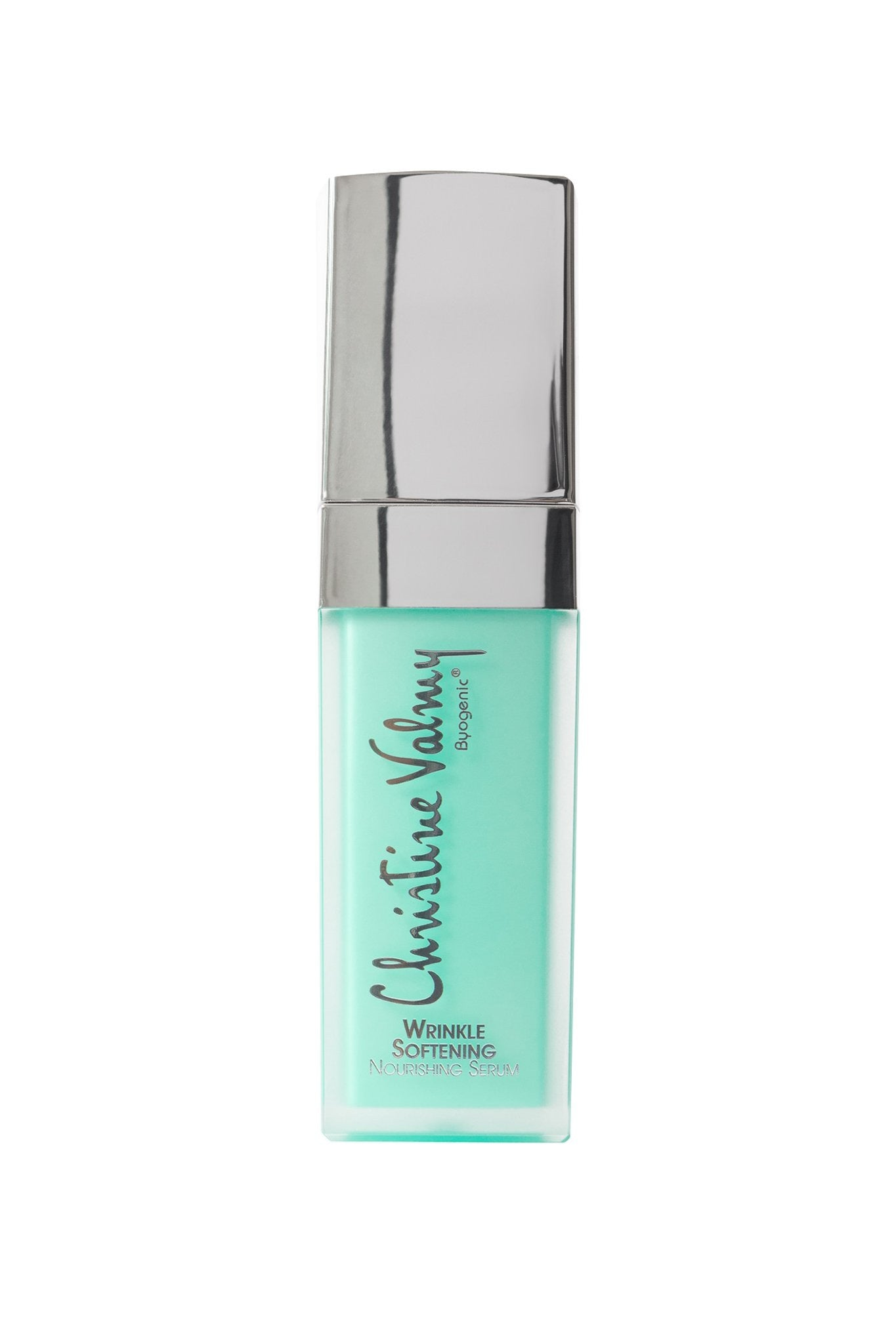 Christine Valmy Wrinkle Softening Serum with anti-aging properties.