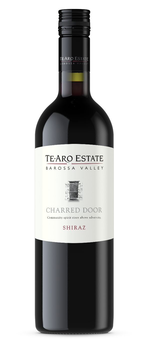 2015 'Charred Door' Shiraz