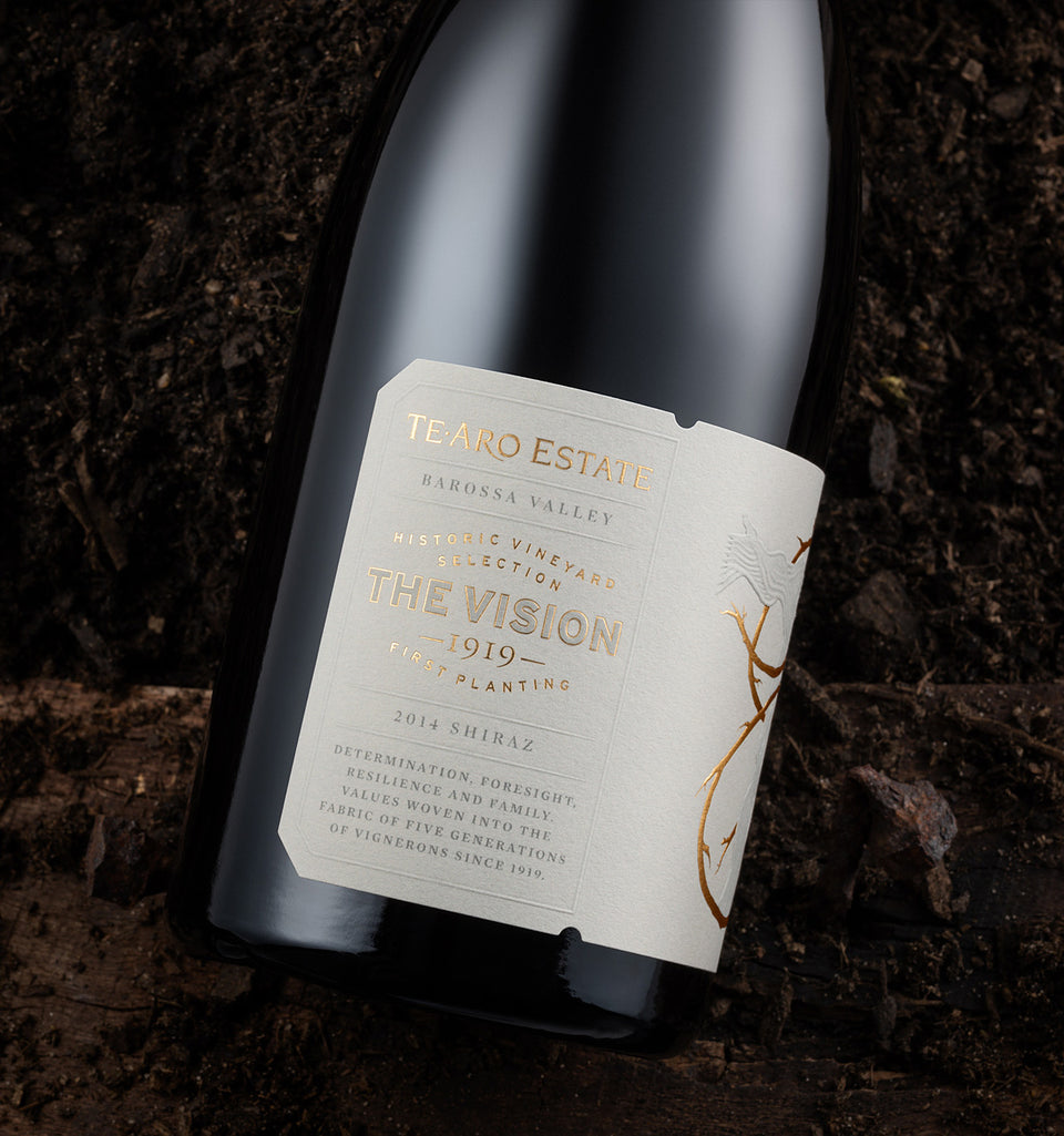 2014 'The Vision' Shiraz—1919 First Planting—Single Vineyard