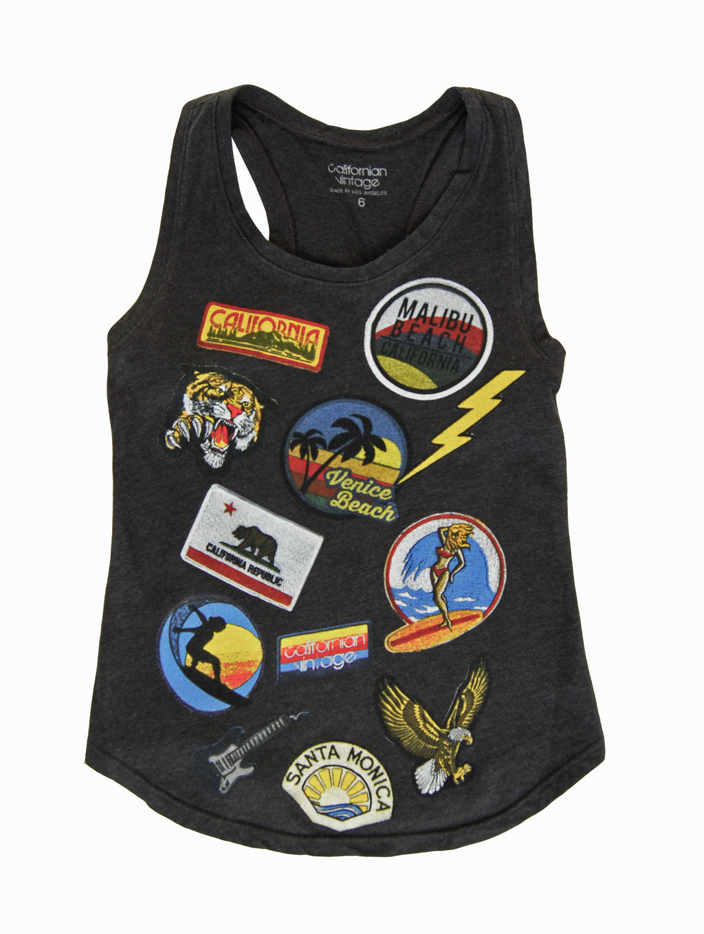 Surf Patches Tank