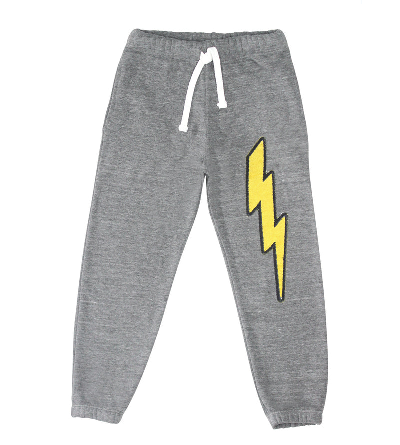 Lightning Patches Sweatpants