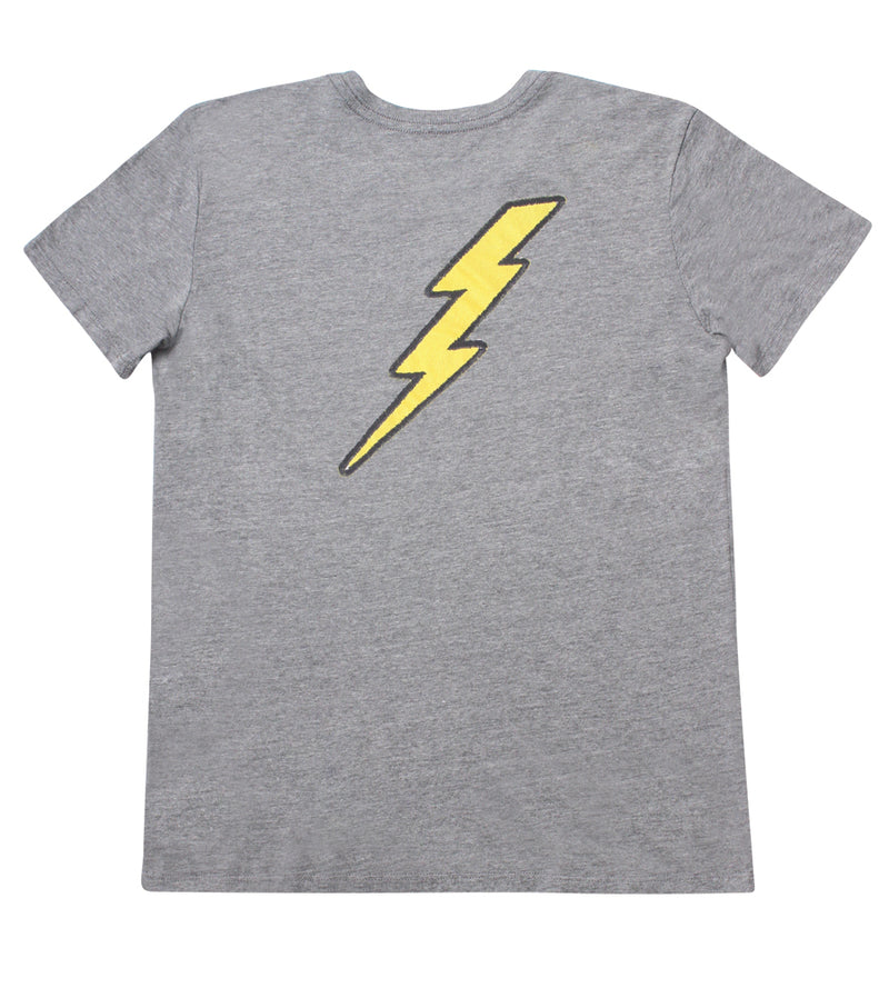 Lightning Patches Tee