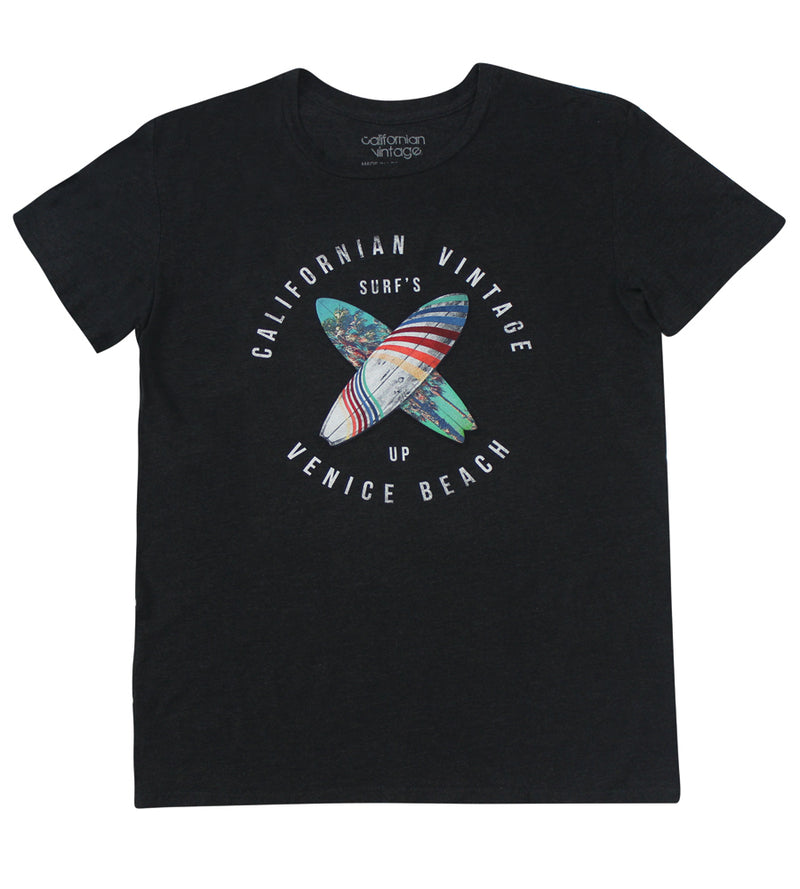 Midnight Surf Up Tee