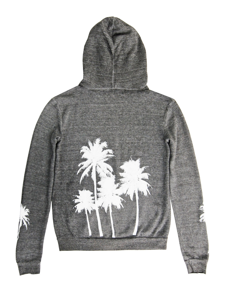 Vacation Zip Up Hoodie