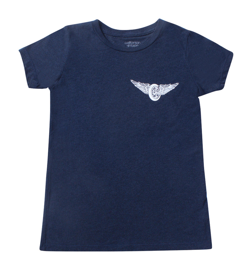 Midnight Wings Tee