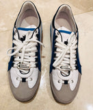 Dsquared2 551 Blue/white Sneakers Sz 45/12