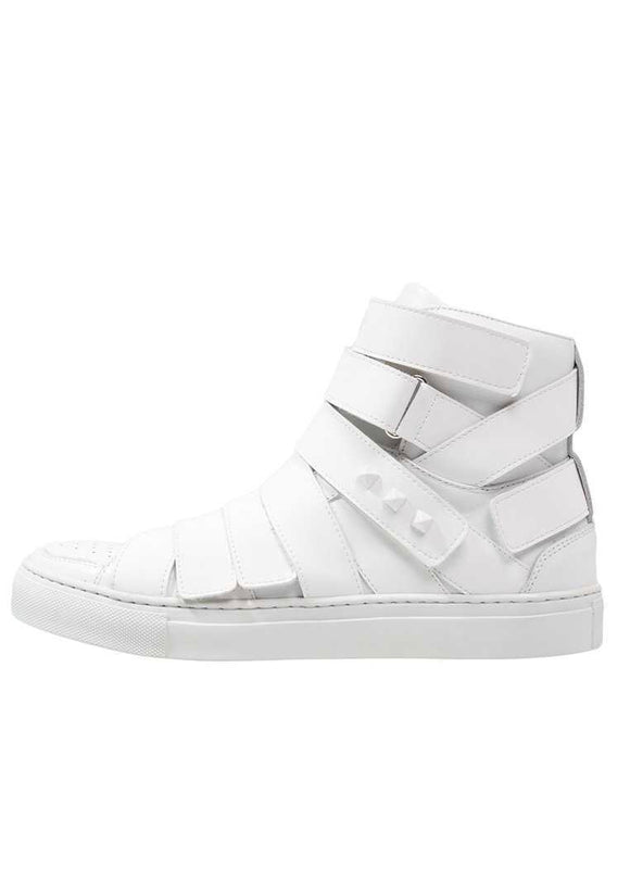 GIACOMORELLI Klaus HIGH-TOP SNEAKERS Sz 12/45