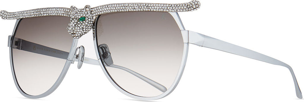 Anna Karin Karlsson Panther Crystal Sunglasses