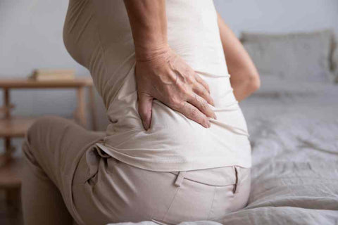 lower back and joint pain