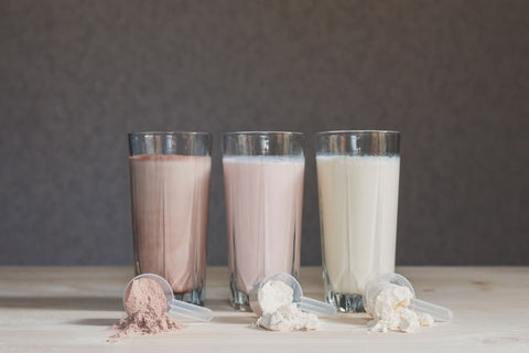 weight loss shake flavours