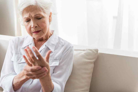 joint pain caused by aging can be improved with increase collagen
