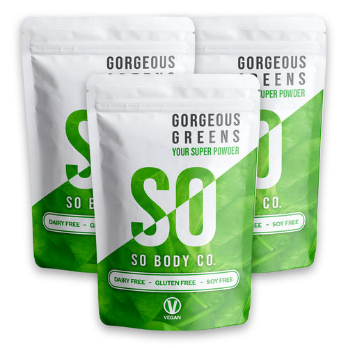 90 Days of Gorgeous Greens (3 Pack)