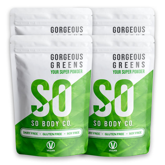 120 Days of Gorgeous Greens (4 Pack)
