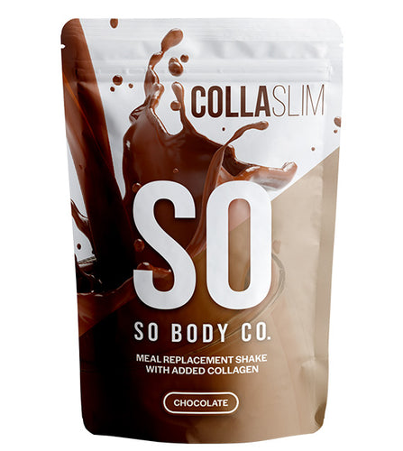 CollaSlim Meal Replacement Shake With Collagen Protein