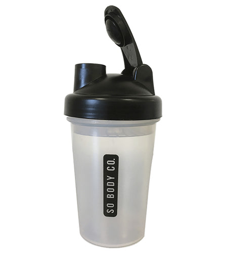 So Body Shaker Bottle