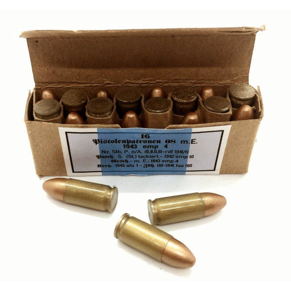 Reproduction Ammo Boxes and Replica Dummy Ammo - Marshall's Arsenal