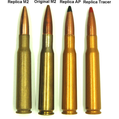 50 BMG Replica Dummy Ammo - Marshall's Arsenal