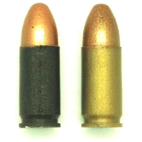9mm Parabellum Replica Dummy Ammo