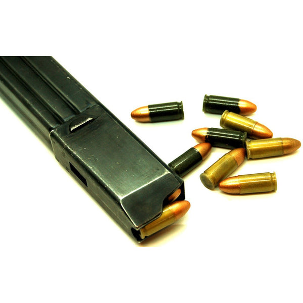 9mm Parabellum Replica Dummy Ammo - Marshall's Arsenal