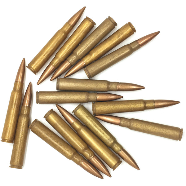 8mm German Mauser Replica Dummy Ammo - Marshall's Arsenal