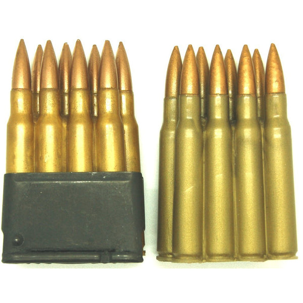 U.S. M1 Garand Replica Dummy Ammo Block - (NO en bloc) - Marshall's Arsenal