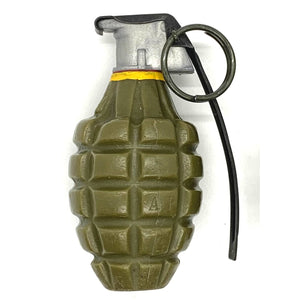 WWII MK 2 - Mid-War Stripe - Replica Hand Grenade - Marshall's Arsenal