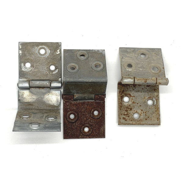 Military Box & Crate Hardware - Hinge Set (2) - Marshall's Arsenal