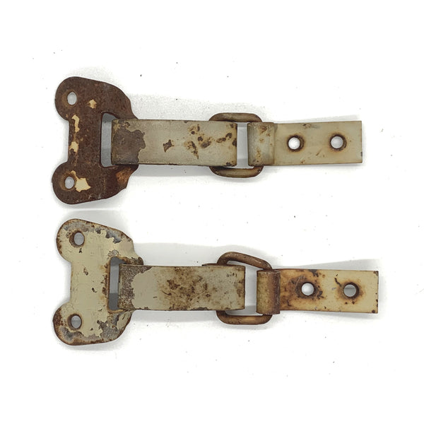 Original Toggle Latch & Hasp Clamp Set (4 Pieces) - Military Box & Crate Hardware - Marshall's Arsenal
