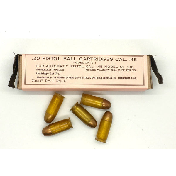 Reproduction Cartridge Boxes with Replica Dummy Ammo