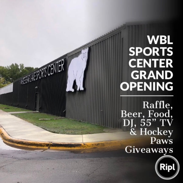 WBL Sports Center Grand Opening