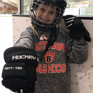 Hockey Paws Founded in White Bear Lake Hockey Gloves Hockey Mittens