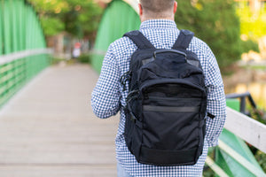 JimGear Backpack 2.0 - Black
