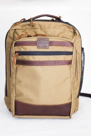 JimGear Backpack - Coyote