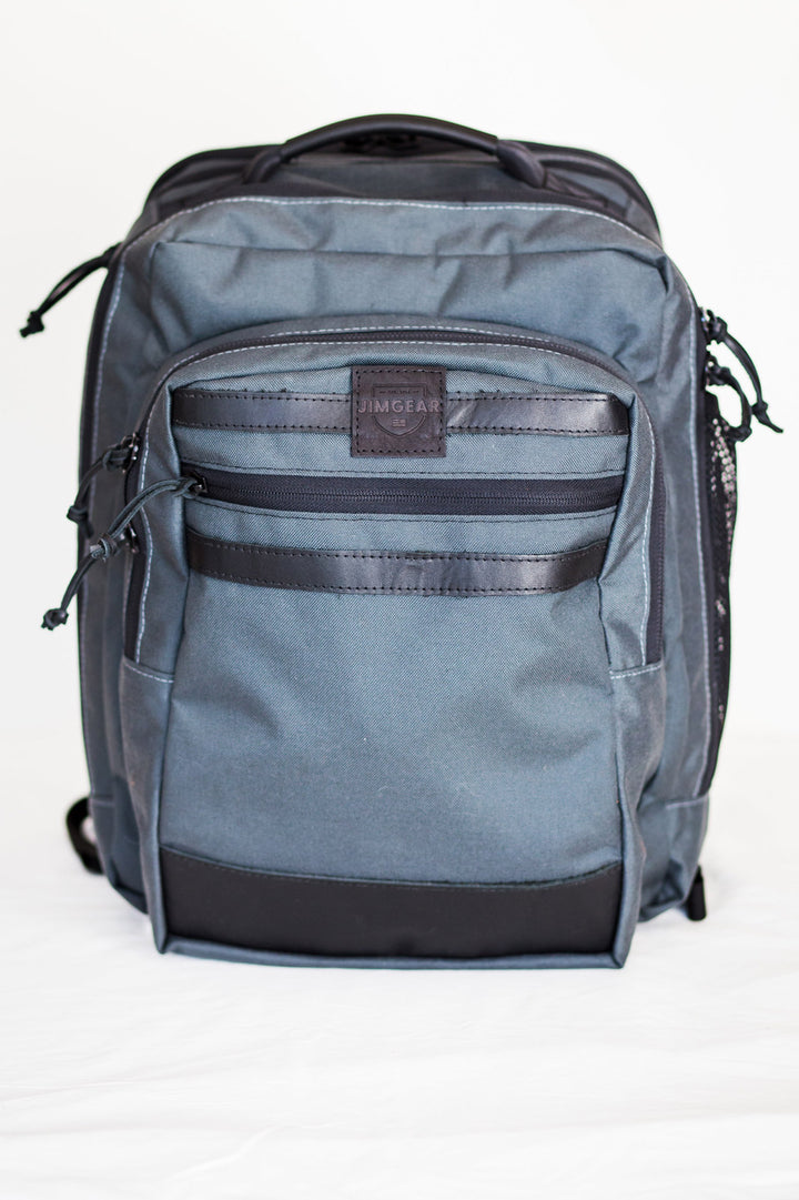 JimGear Backpack - Smoke Grey