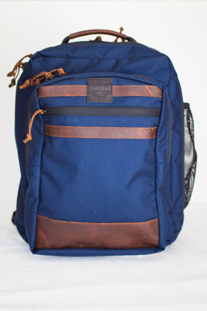 JimGear Backpack - Midnight Blue