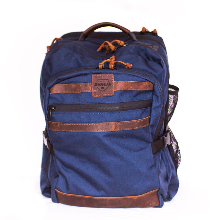 JimGear Backpack 2.0 - Midnight Blue