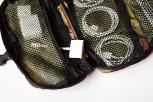 Snap-Out Cable Pouch
