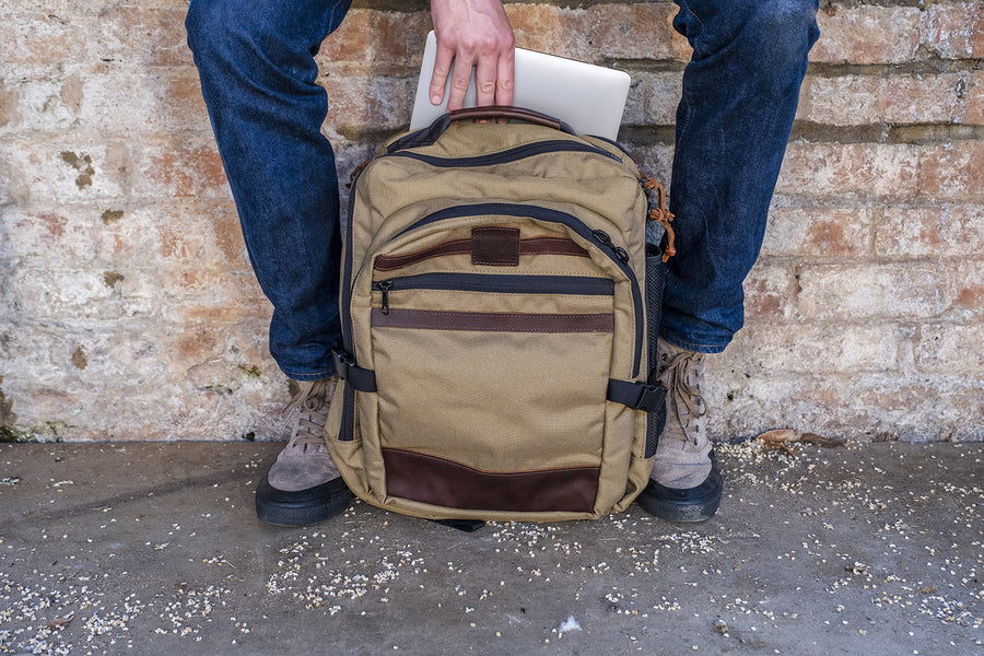 JimGear Backpack 2.0 - Coyote