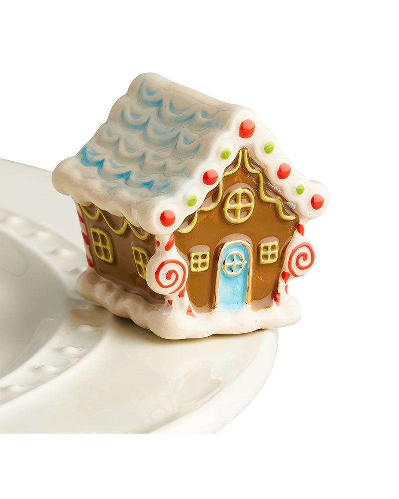 Mini - Gingerbread House - Candyland Lane