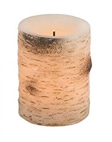 LED Glow Wick Wax Candle