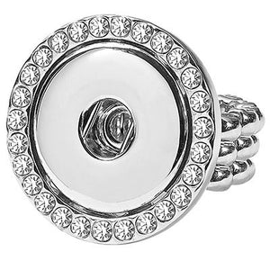 GS Stretch Snap Bling Ring