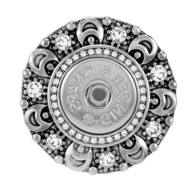 GS Bling Magnet Brooch