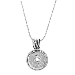 GS Electric Pendant Necklace