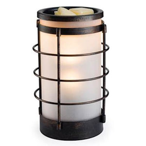 Glass Illumination Fragrance Warmers
